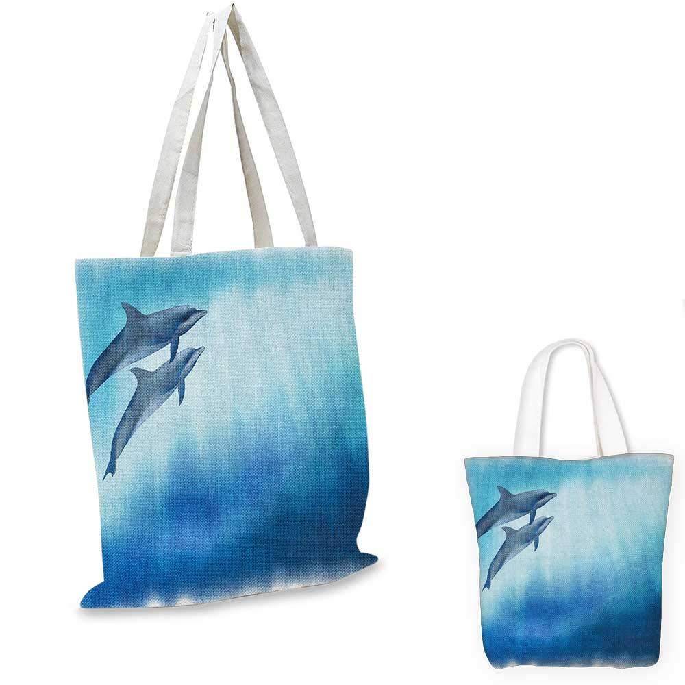 DolphinTwo スキューバダイバーとジャイアントフィッシュシルエットのスイミングがリーフに近い DolphinTwo、モノクロブラックホワイト 13