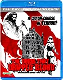 The Dorm That Dripped Blood (Uncensored Director's Cut) (Blu-ray + DVD Combo) cover.