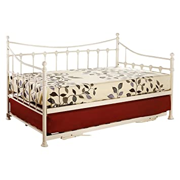 bettgestell metall stunning keswick doppelbett bettgestell metall cremefarben with bettgestell. Black Bedroom Furniture Sets. Home Design Ideas