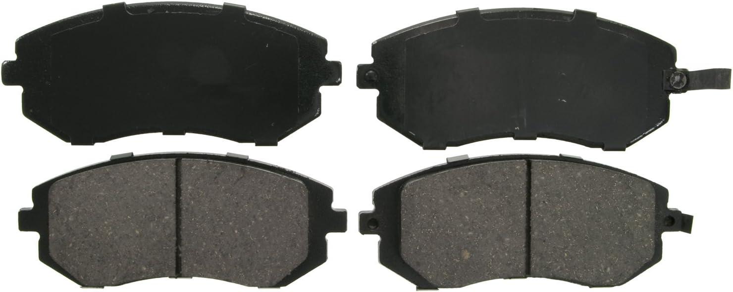 Disc Brake Pad Set-QuickStop Disc Brake Pad Front Wagner ZD1089