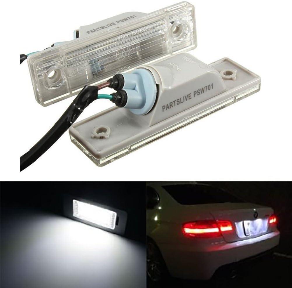 Contacteur Coffre Electrique Eclairage de Plaque pour Chevrolet Cruze /& Orlando