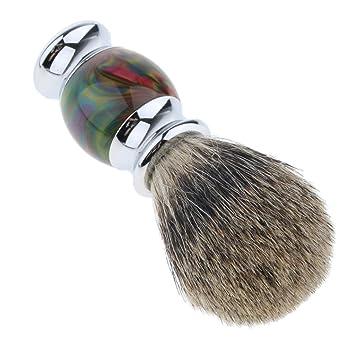 Amazon Com Fityle Men S Shaving Brush Facial Hair Dust Care