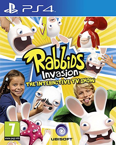 Rabbids Invasion  The Interactive Tv Show  Ps4