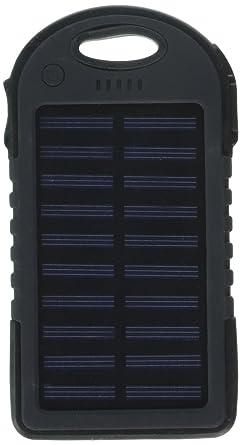 Amazon.com: Cargador solar power bank 5000 mAh, grado ...
