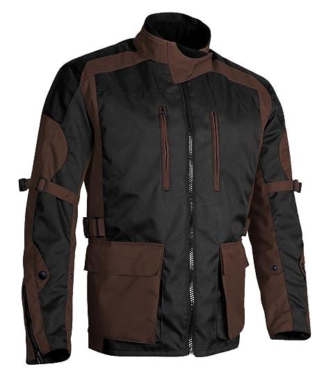 Moto Con Textil Para Chaqueta Atg Protecciones 5q1A7nOBB