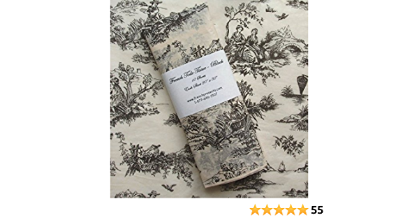 Decorative Wrapping with a French Flair French Toile Paper Gift Bag