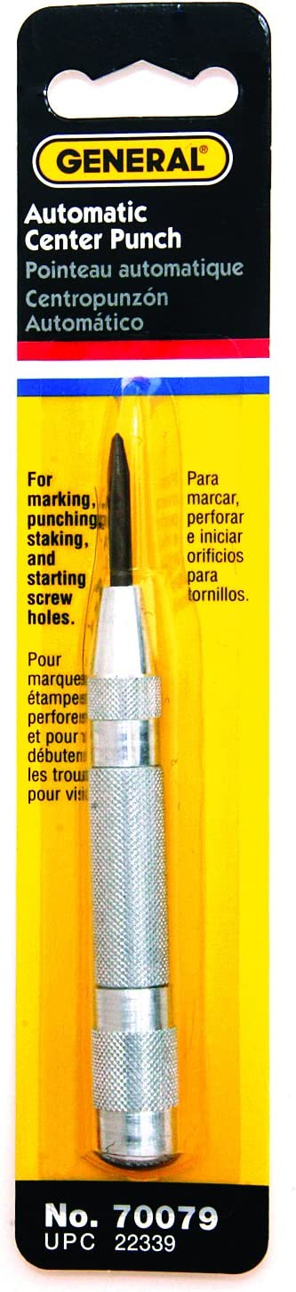 Pack of 1 General Tools 77 Auto Cent Punch