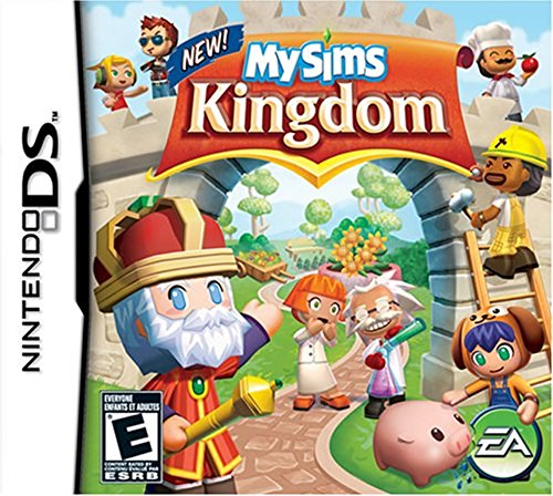 MySims Kingdom - Nintendo DS