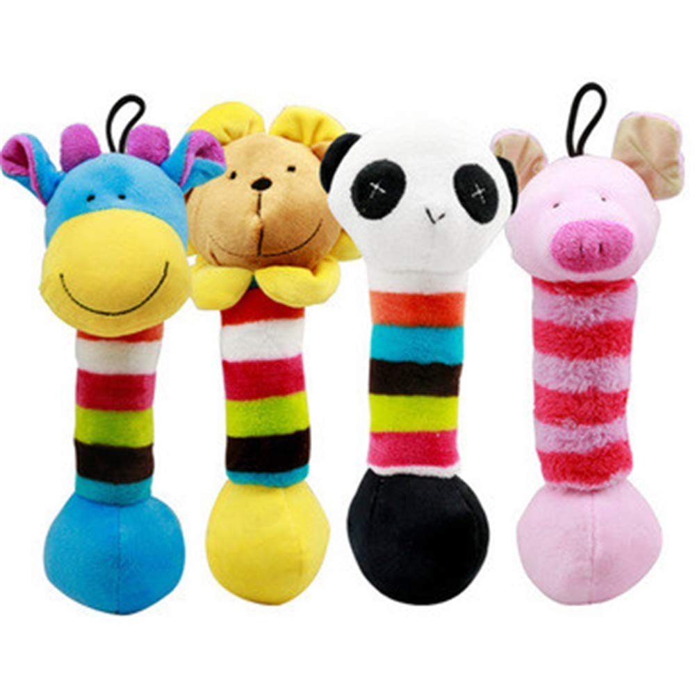 RuiHuang Pet Plush Dog Toys Cute Pet Pet Chew Toys Animales ...