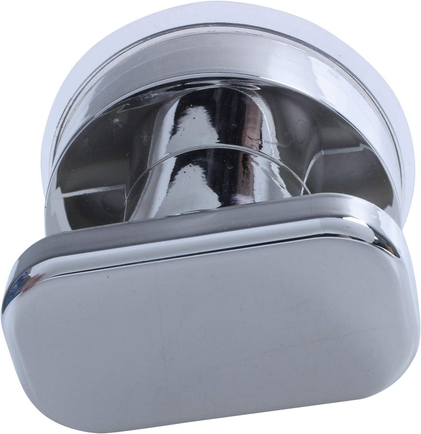 REFURBISHHOUSE Manija de Ventosa de Tirador del refrigerador del cajon Tirador del bano de Montaje en pared Tirador Sin tornillos Hardware de muebles