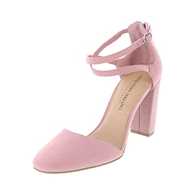 7503d75ef41 Christian Siriano for Payless Women's Kam Cross Strap Pump