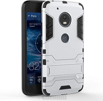 Cocomii Iron Man Armor Motorola Moto G5 Funda NUEVO [Robusto ...