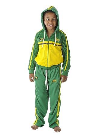rasta4real - Chándal - para niño Multicolor 11 años: Amazon.es ...