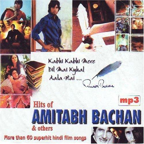 R.D. Burman, Lata Mangeshkar, Kishore Kumar - Hits of Amitabh Bachchan and  Others (More Than 60 Superhit Hindi Film Songs) [MP3] - Amazon.com Music