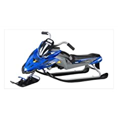 Yamaha Apex Snow Bike Sled Tube