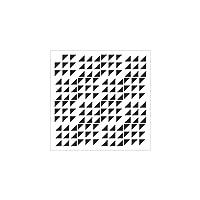Advantus idea-ology gerahmt Panel 9/Zoll x 6.5-inch-tan