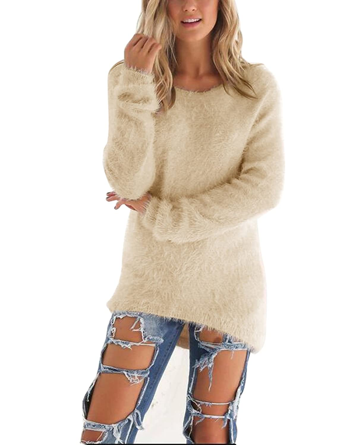 pull femme hiver chic