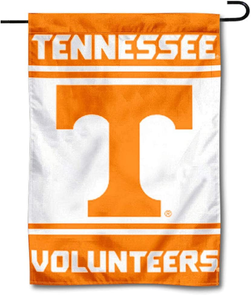 College Flags & Banners Co. Tennessee Volunteers Garden Flag