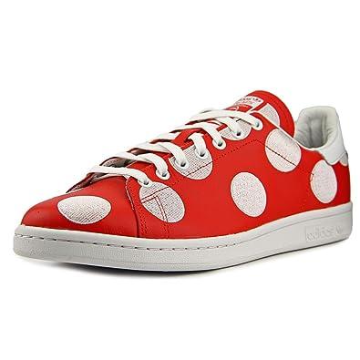 0837c9ebc adidas PW Stan Smith BPD Red White B25399 (Size  12)  Amazon.co.uk ...