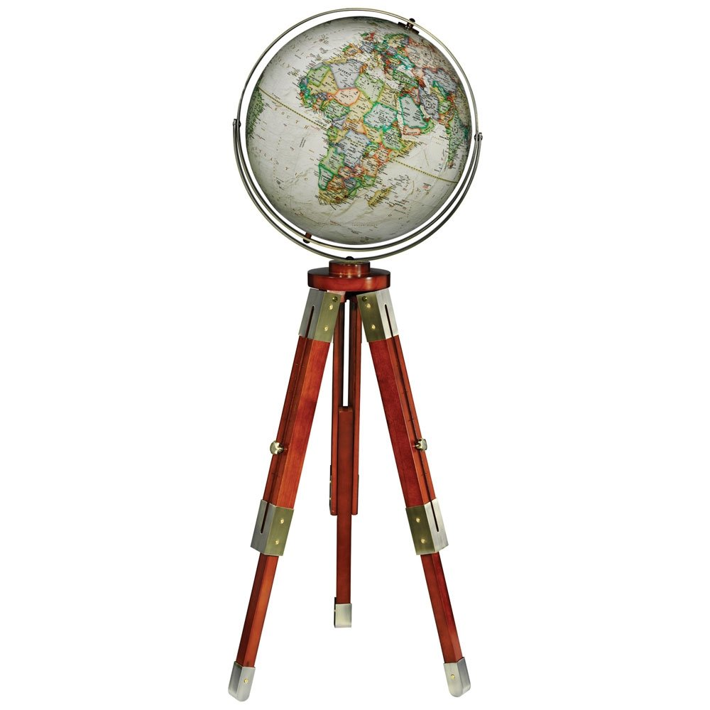 Replogle National Geographic Eaton III Antique Globe