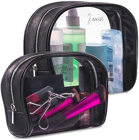 Waterproof TSA Approved Clear Toiletry Bags