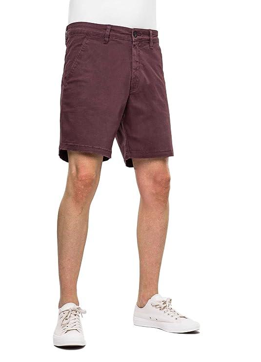 Reell Short Flex Chino Short Artikel-Nr.1203-004 - 01-001: Amazon.de:  Bekleidung