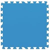 Bestway Juego de azulejos para suelo de piscina, 8unidades, 50x 50cm