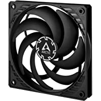ARCTIC P12 Slim PWM PST - 120 mm Case Fan with PWM Sharing Technology (PST), Pressure-optimised, Quiet Motor, Computer…