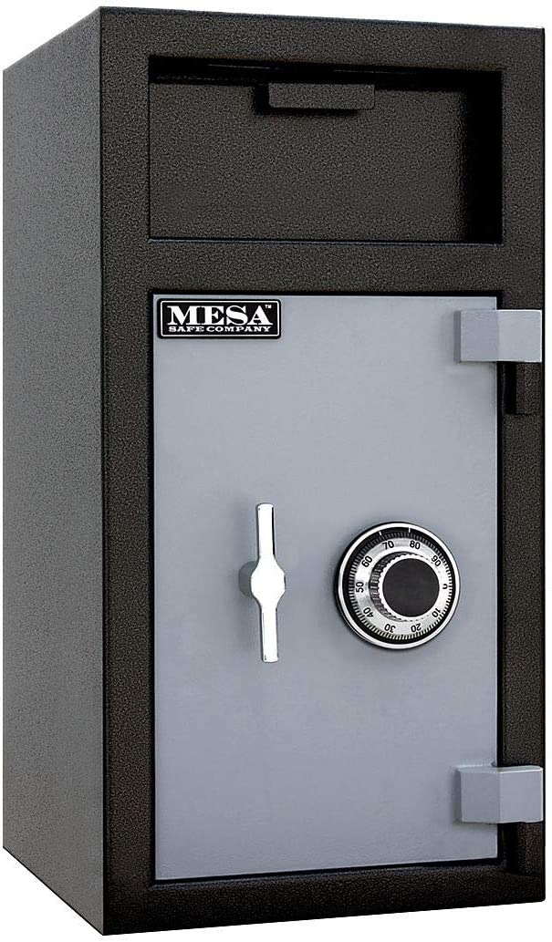 "20.25"" Commercial Depository Safe Lock Type: Combination Dial Lock, Size: 27.25"" H 61HZhz2BMiaLSL1041_"