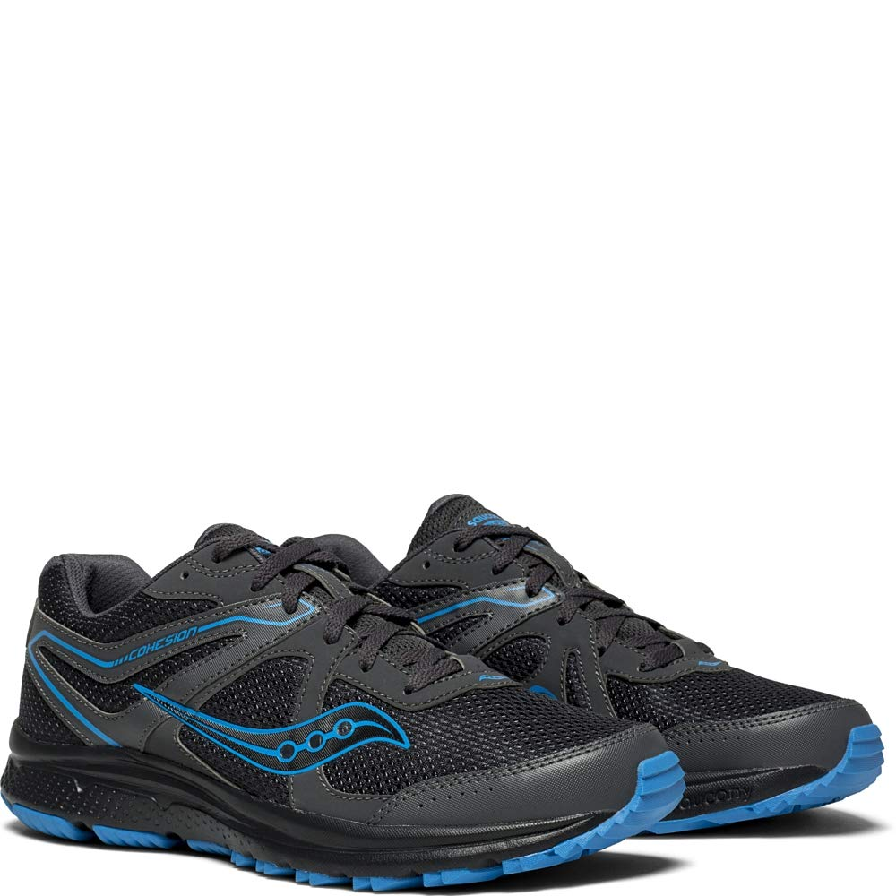 Navy//Mint Saucony Womens Triumph ISO 4 Running Shoe