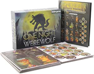 One Night Ultimate Werewolf-Party Reasoning Game