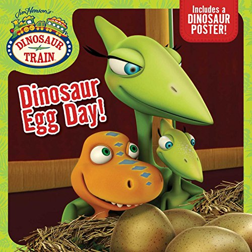 Sauropod Dinosaurs - Dinosaur Egg Day! (Dinosaur Train)
