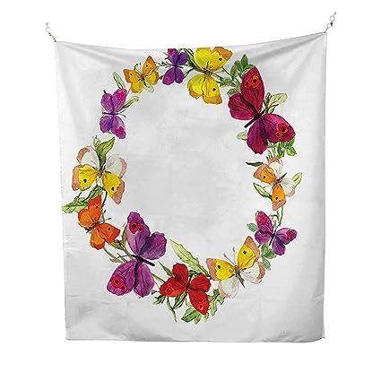 Amazon.com: QINYAN-HOME Tapestry Wall Tapestry (60W x 91L ...