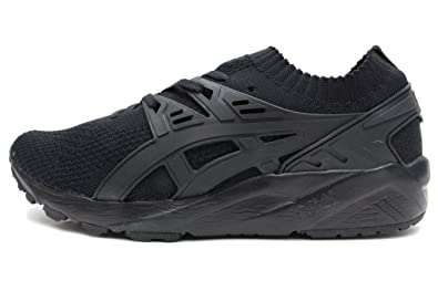 Asics Running Gel Kayano Trainer Knit Black Black