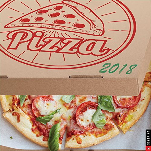 Pizza! 2018 Wall Calendar