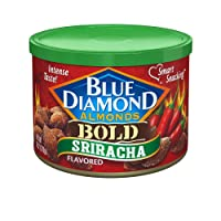 Deals on Blue Diamond Bold Sriracha Almonds 6oz