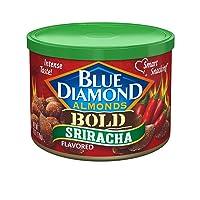 Deals on Blue Diamond BOLD Sriracha Almonds, 6 Ounce