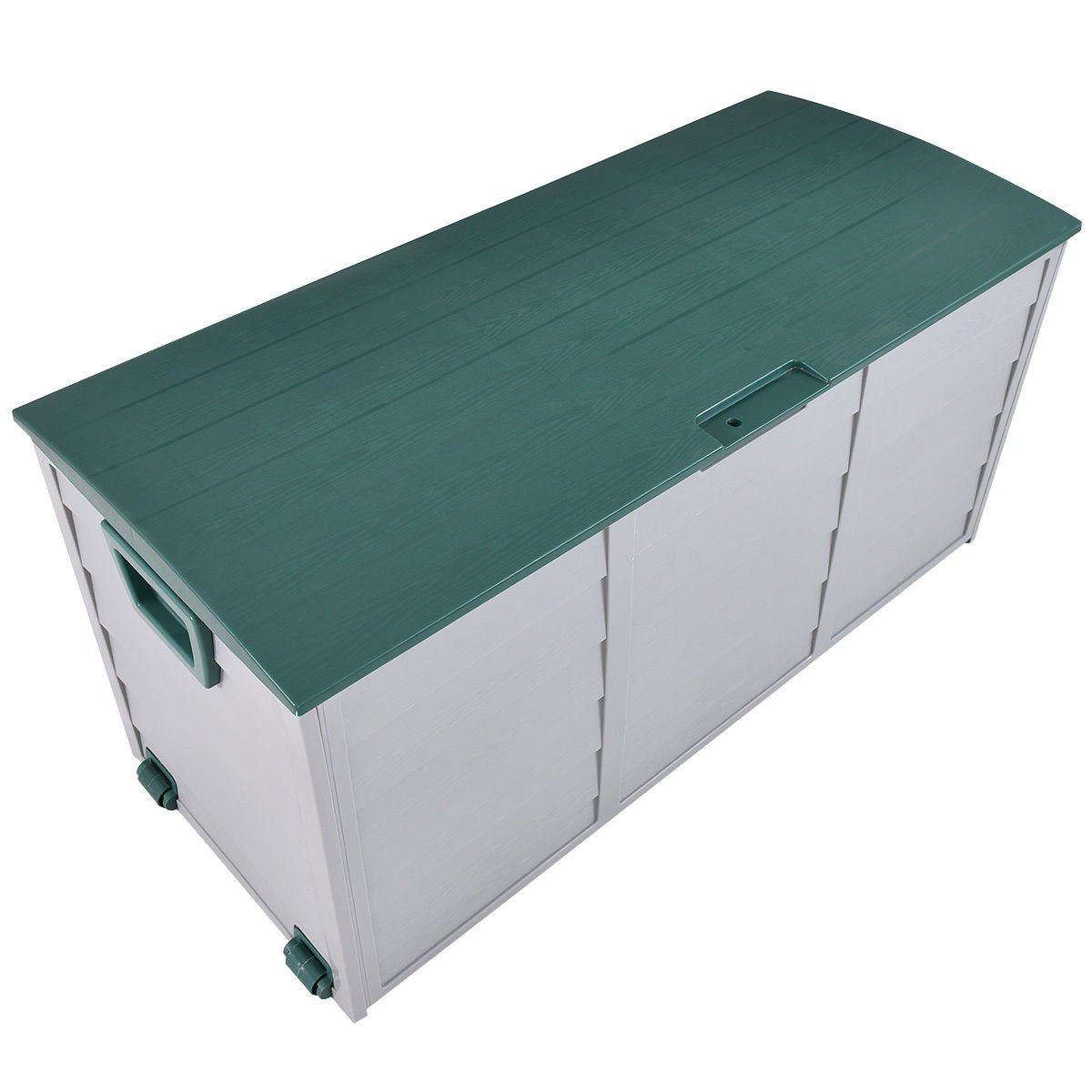 COSTWAY 70 Gallon Durable Outdoor Plasic Storage Box + FREE E-Book by COSTWAY (Image #4)