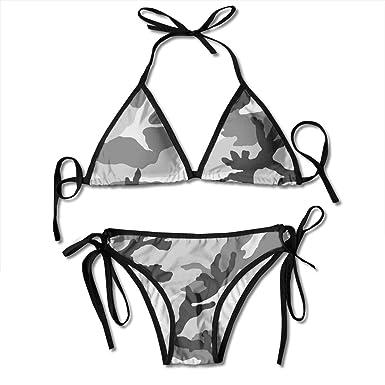 Amazon.com: SeXYWM Traje de baño para mujer, estilo ...