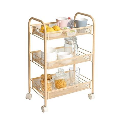Amazon.com: Estantería de cocina multiusos, estantería para ...