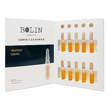 BOLIN Stem Cell Ampoules Face Serum 10 x 0 06 FL OZ / 2 ml, Anti-Aging &  Anti-Wrinkle,Reparing Skin,
