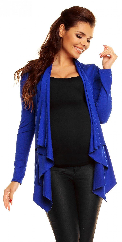 Zeta Ville Maternité Gilet Veste cascade grossesse manche longue femme 320c PREG: 320_ZVF