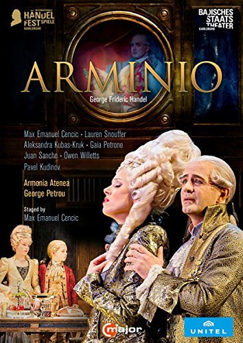 DVD : Arminio (2 Pack, 2PC)