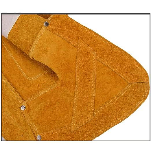 Protección De Trabajo De Cuero Cubierta Del Zapato De La Soldadura Y Soldadura De Gran Tamaño Protección De La Pierna Del Pie De La Cubierta Soldador ...