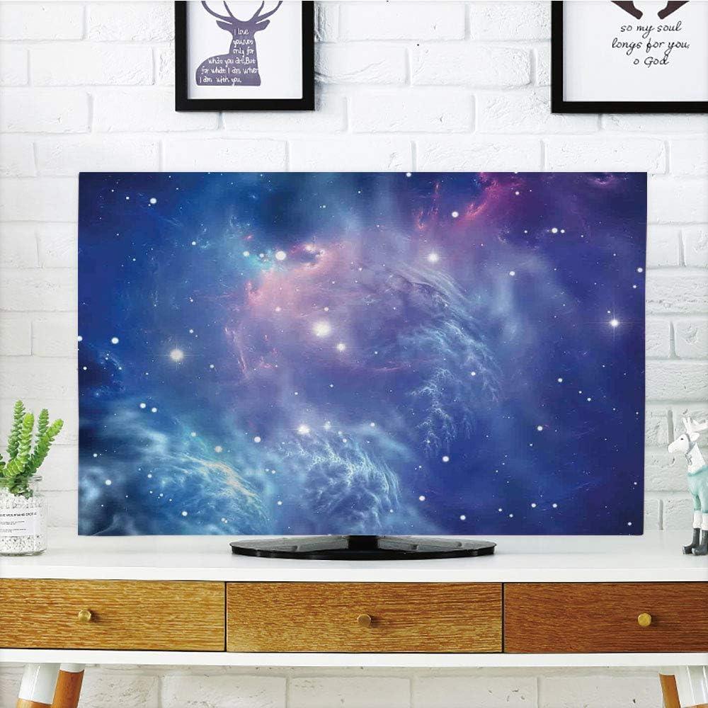 VANKINE - Funda para televisor LCD, Espacio, Planetas alienígenas ...