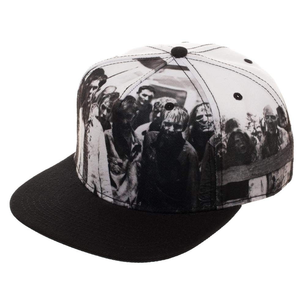 The Walking Dead Walkers Snapback Cap BioWorld