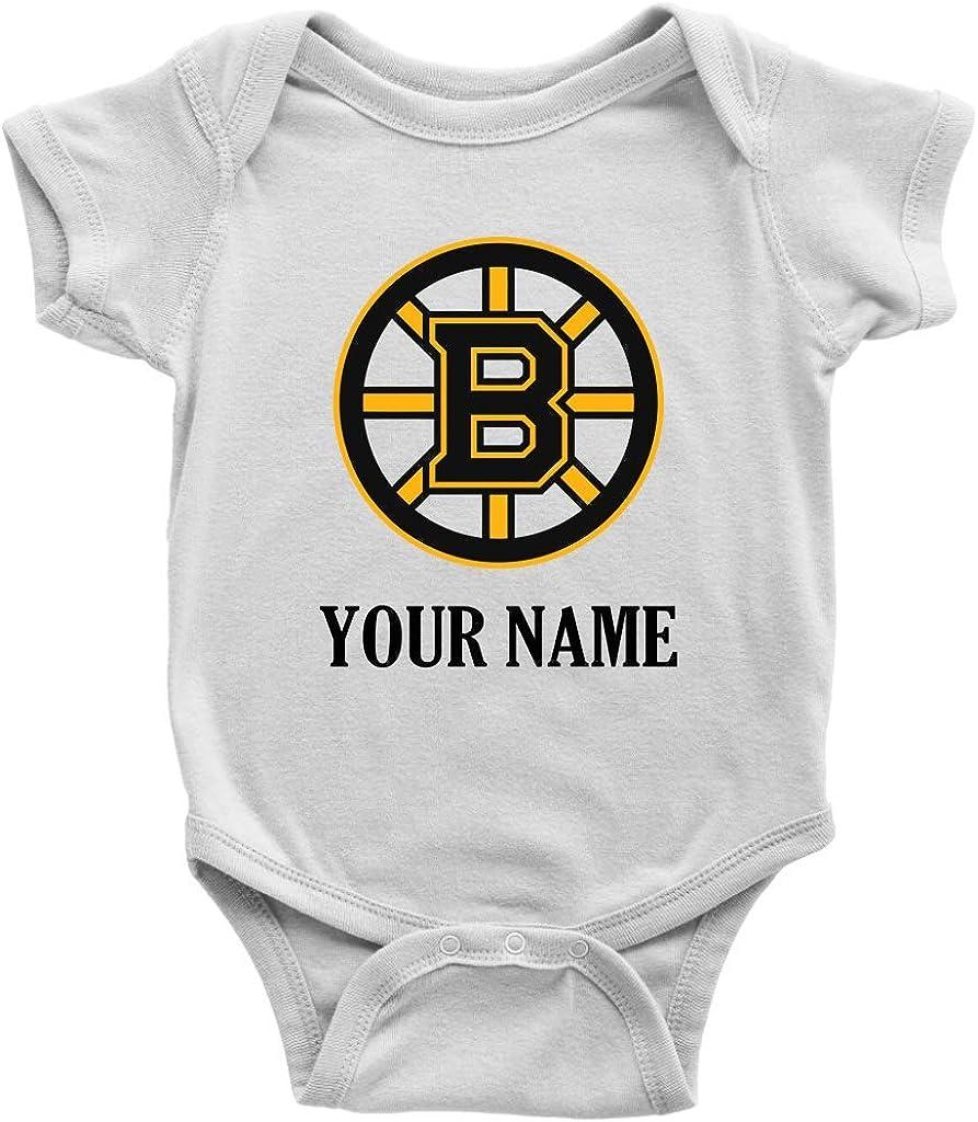 Old Time Hockey Boston Bruins Baby Hoopla Jumper