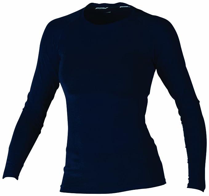 eceb2323f77 Worth Fpxlc Women s Long Sleeve Compression Shirt  Amazon.in ...