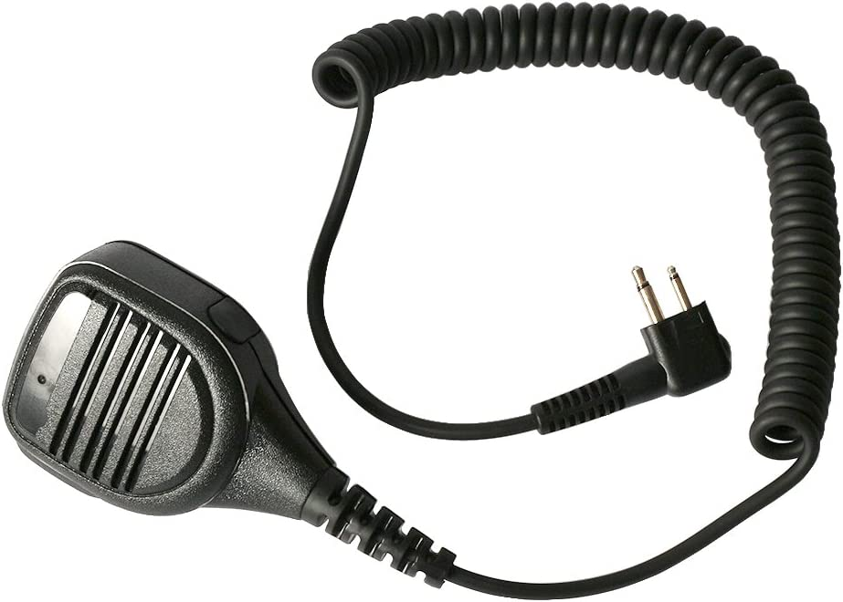 Remote Speaker Mic For Motorola MV12 MV21C MV21CV MV22 MU11 SP50 Portable Radio