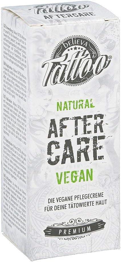 Believa Tattoo crema nutritiva - Cuidado vegano para el tatuaje ...